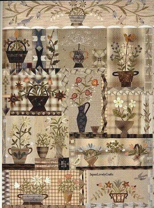23 Best Japanese Quilt Blocks Images On Pinterest