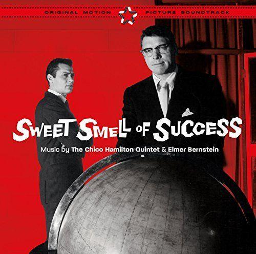 Elmer & Chico Hamilton Quintet Bernstein - Sweet Smell Of Success