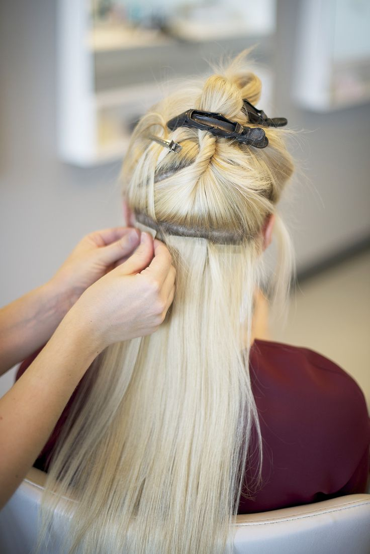 51 best blonde images on pinterest blondes stylists and extensions hothead extension review pmusecretfo Image collections