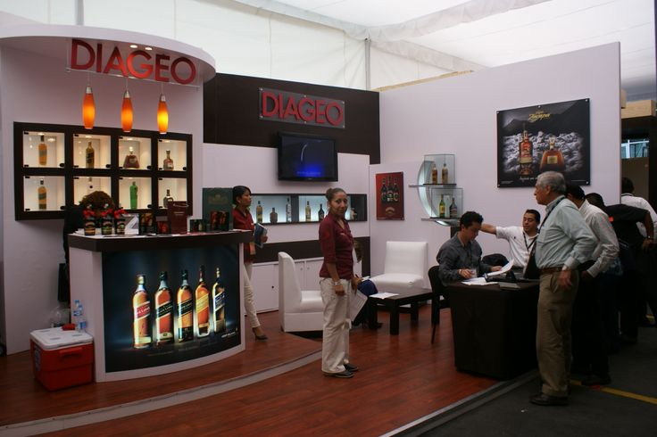 Stand Diageo