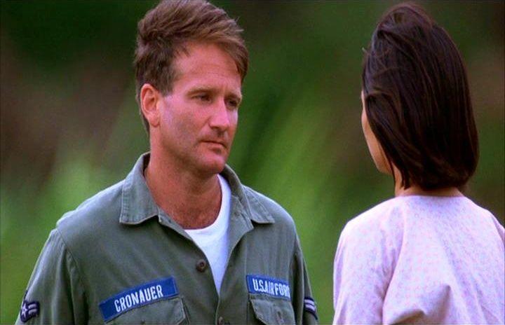 Good Morning Vietnam Adrian Cronauer | Robin and Chintara Sukapatana