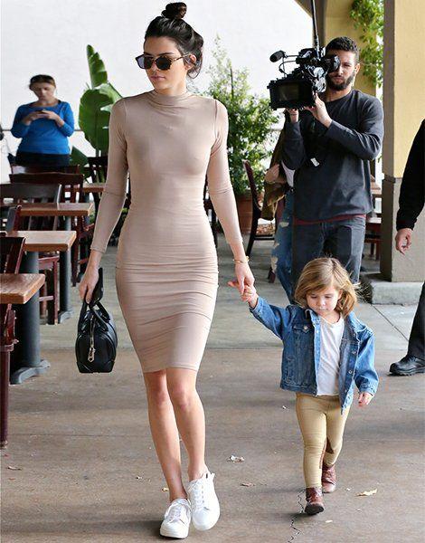 Kendall Jenner trägt nur noch diese Sneaker