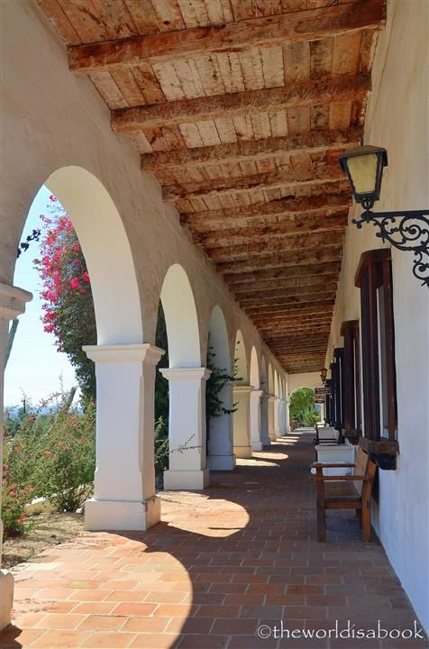 The King of the California Missions: Mission San Luis Rey #california #oceanside #missions