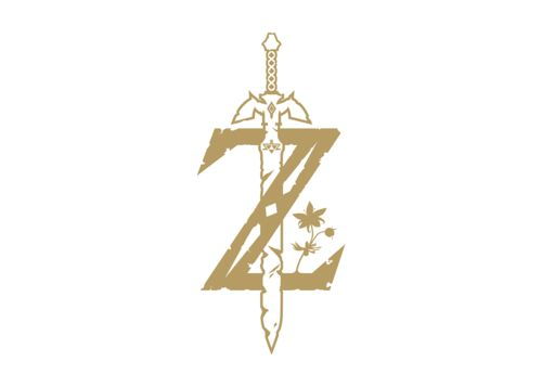 Logo de The Legend of Zelda : Breath of the Wild
