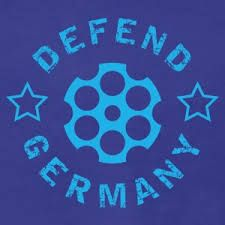 Image result for defend germany shirt
