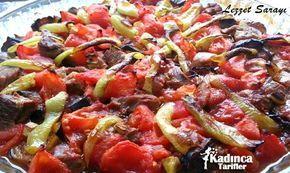 Fırında Kuzu Etli Patlıcan Tarifi nasıl yapılır? Fırında Kuzu Etli Patlıcan Tarifi'nin malzemeleri, resimli anlatımı ve yapılışı için tıklayın. Yazar: Lezzet Sarayı