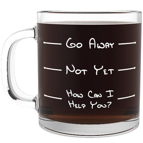 Funny Statement Mug - gifts for boss