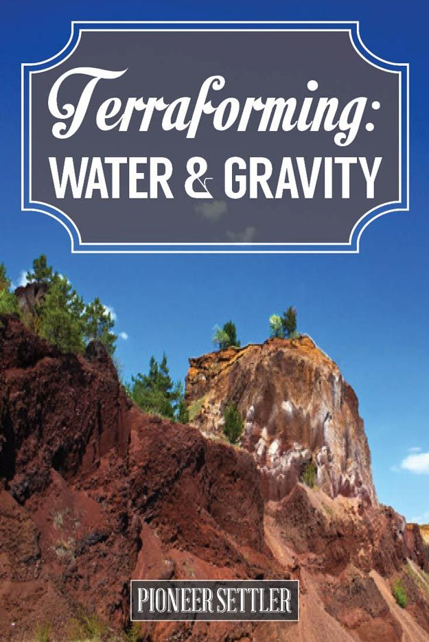 Terraforming In Real Life | A Homesteading Study | What Is Terraform and How To Do It | Self-Sufficiency Ideas