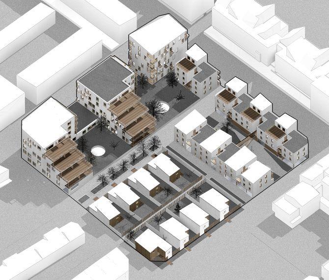 CARRIERES-SOUS-POISSY - www.la-architectures.com