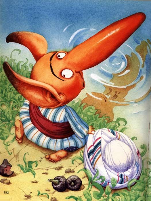 Olga Popugaeva and Dmitry Nepomnyastchy, The Story of Little Muck