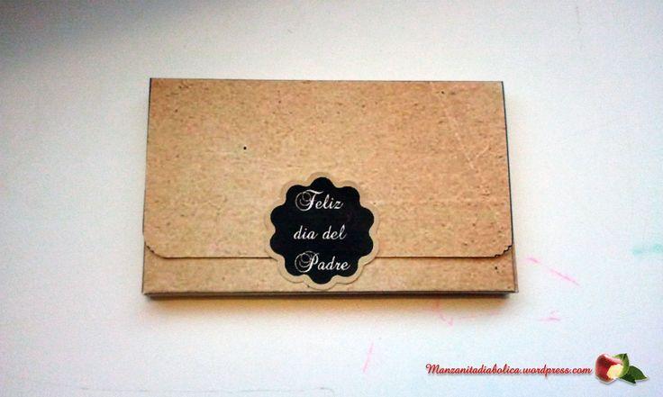Tarjeteros para cupones del dia del padre imprimibles gratis :) en http://manzanitadiabolica.wordpress.com/