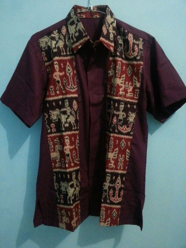 Ethnic shirt for man