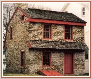 Liberty Bell Was Hidden Behind This Building In Quakertown PA 9 23 1777