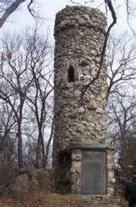 Norumbega Tower, Camden, Maine where they kept Rapunzel (lol)