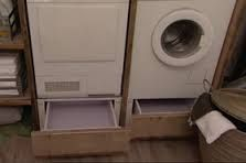verhoging wasmachine