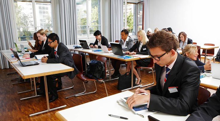 Education: The image above shows students working in a classroom. Because of Switzerland's high economy, from their export and trade relationships, an advanced, expensive education is very accessible and affordable. Clearly, the education and Swiss schools must be doing something right, because they are like a modern-day, uncollapsible, Utopia.