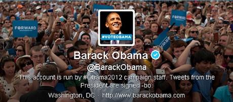 """l presidente de EEUU, Barack Obama, ha anunciado su victoria a través de la red social Twitter, con el mensaje """"cuatro años más"""", y ha dado las gracias a sus votantes. """"Estamos todos juntos en esto. Esto es por lo que hicimos campaña, esto es lo que somos. Gracias"""", afirma el mandatario en un mensaje en el que firma con sus iniciales, B.O."""