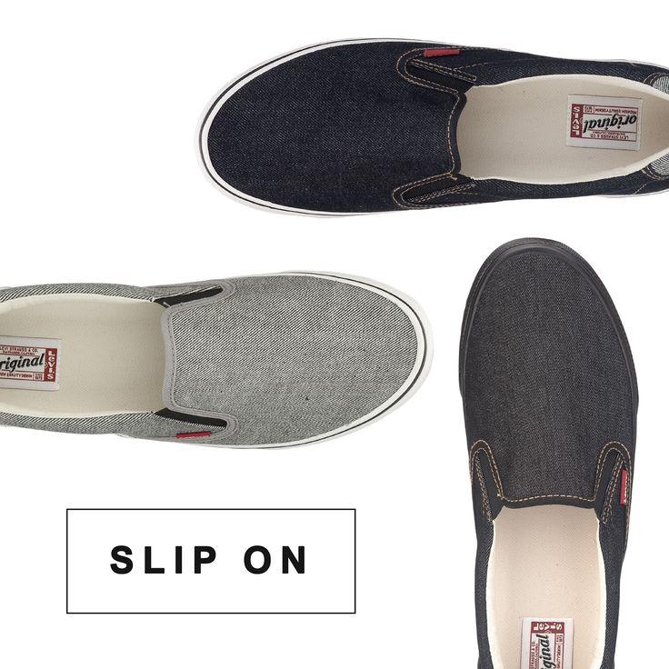 #ss15 #spring #summer #springsummer15 #new #newarrivals #newproduct #onlinestore #online #store #shopnow #shop #slipon #men #mencollection #buty #shoes #levis #liveinlevis