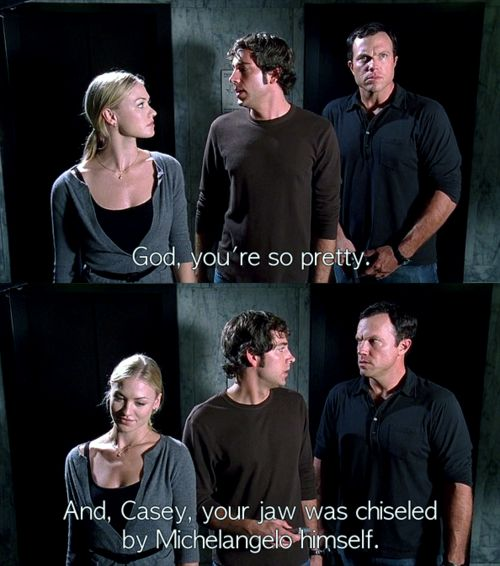 Chuck versus The Truth. Love this episode