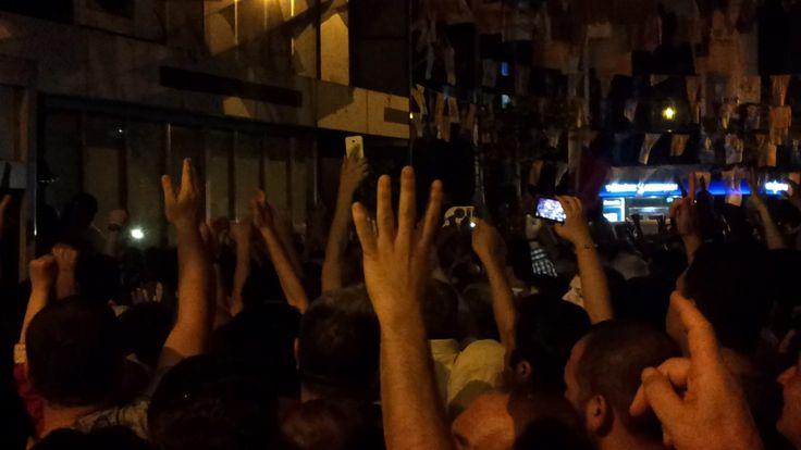 15 Temmuz  DARBE terör silah tank ucak  insan halk direniş ataşehir ista...