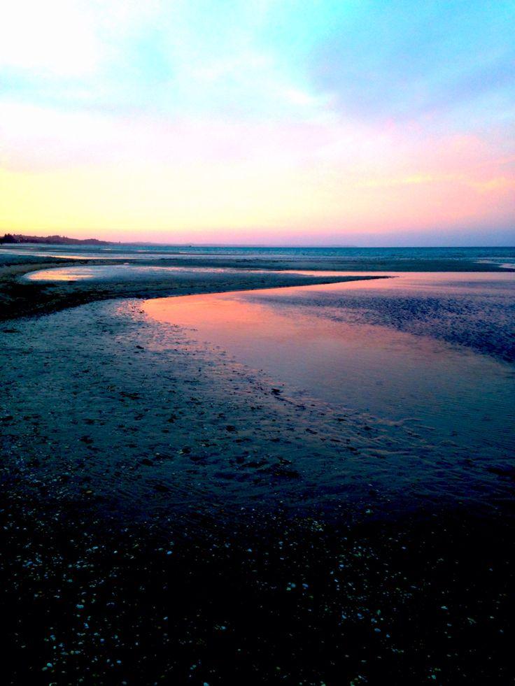 Mornington peninsula sunset