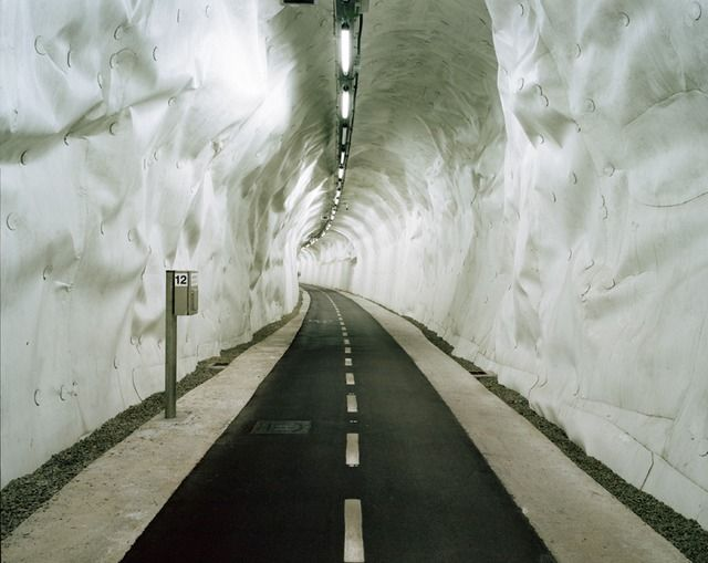 Morlans tunnel in San Sebastian, Spain. Former railway tunnel converted to bicycle route. #cyclingmemories #roadisthewayoflife