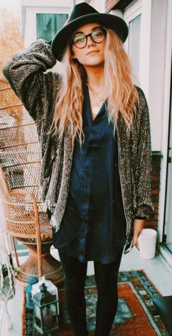 40 typical boho winter outfits you've been waiting for