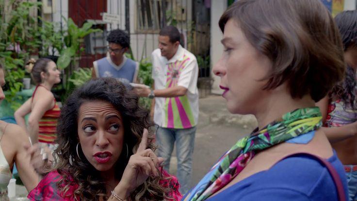 Maria Paula encontra Samantha Schmutz na Mangueira em cena de 'Doidas e Santas' #Atriz, #Cinema, #Estreia, #Filme, #Lanamento, #Sucesso, #Youtube http://popzone.tv/2017/08/maria-paula-encontra-samantha-schmutz-na-mangueira-em-cena-de-doidas-e-santas.html