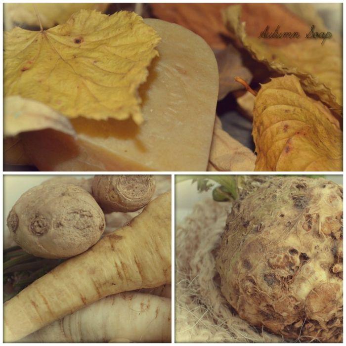 Натуральное мыло на соке корней петрушки, пастернака, сельдерея и имбиря