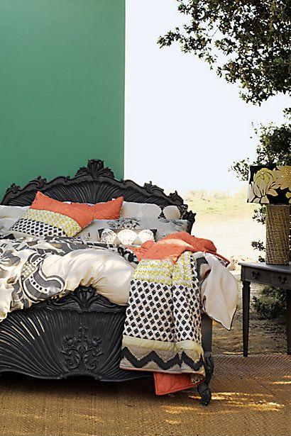 Love this bedding