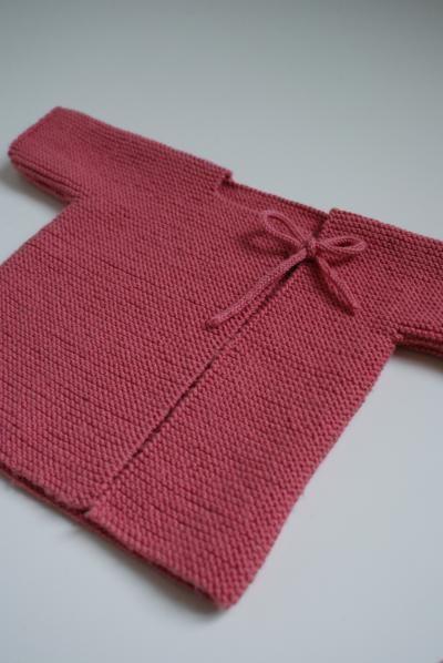 baby kimono 3 pinterest babys handarbeiten und stricken. Black Bedroom Furniture Sets. Home Design Ideas