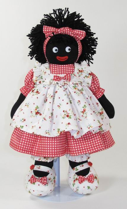 87 Best Gollywogs Images On Pinterest Crochet Toys Hobby Craft