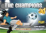 The champions 3D   Juegos de futbol - jugar gratis