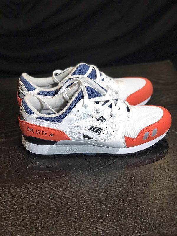sports shoes a86a1 ed93d New WO Box - ASICS Gel-Lyte III - Men's 10 for Sale in ...