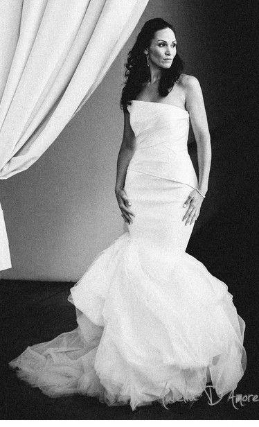 19 best fiona vera wang images on Pinterest   Short wedding gowns ...
