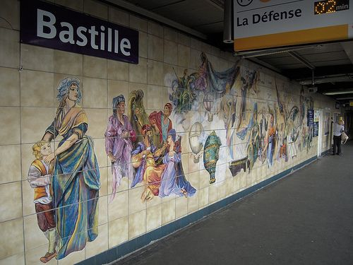 bastille paris travel