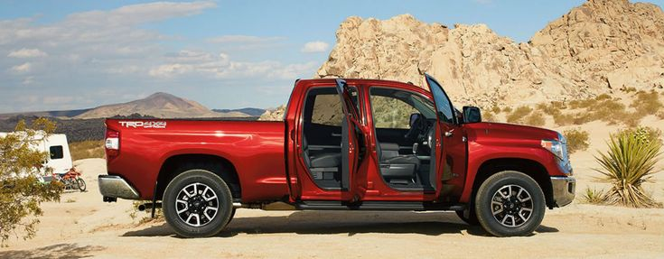 2016 Toyota Tundra Release Date and Design at Gale Toyota-Enfield CT-Springfield MA-Hartford CT-New Toyota Dealer-Red 2016 Toyota Tundra TRD with Door Opens