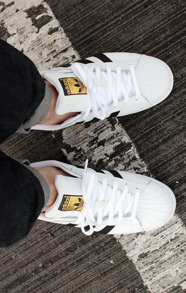 Superstar Adidas 2015 On Feet