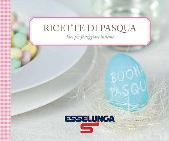 Ricette di Pasqua http://www.esselunga.it/cms/da-noi-ricettari/ricettari-esselunga.html