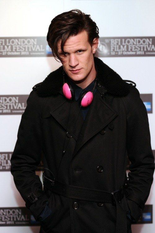 I got Matt Smith! Which British Actor Is Your Soulmate? | As much as I love Matt Smith, I'm taking this again.