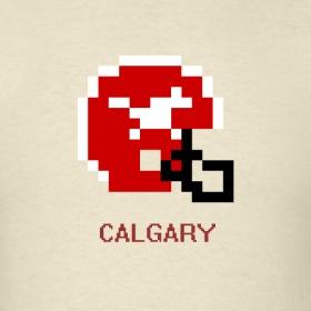 8-Bit Calgary Stampeders
