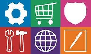 We offer a comprehensive range of services including content management systems (CMS), e-commerce sites and branding.