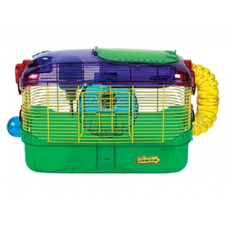 crittertrail hamster cages - Google Search