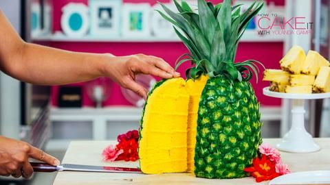 Fruit cakes have a very special place on How To Cake It. And no, I'm not talking about cakes with fruit in them, I'm talking novelty cakes that look like