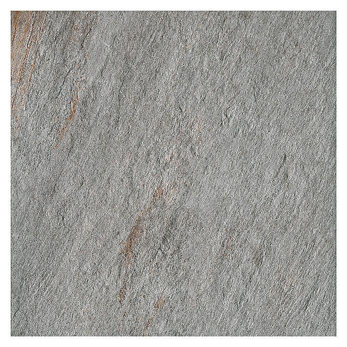 Palazzo Esterno 20t Terrassenplatte Rustic 60 X 60 X 2 Cm Grau