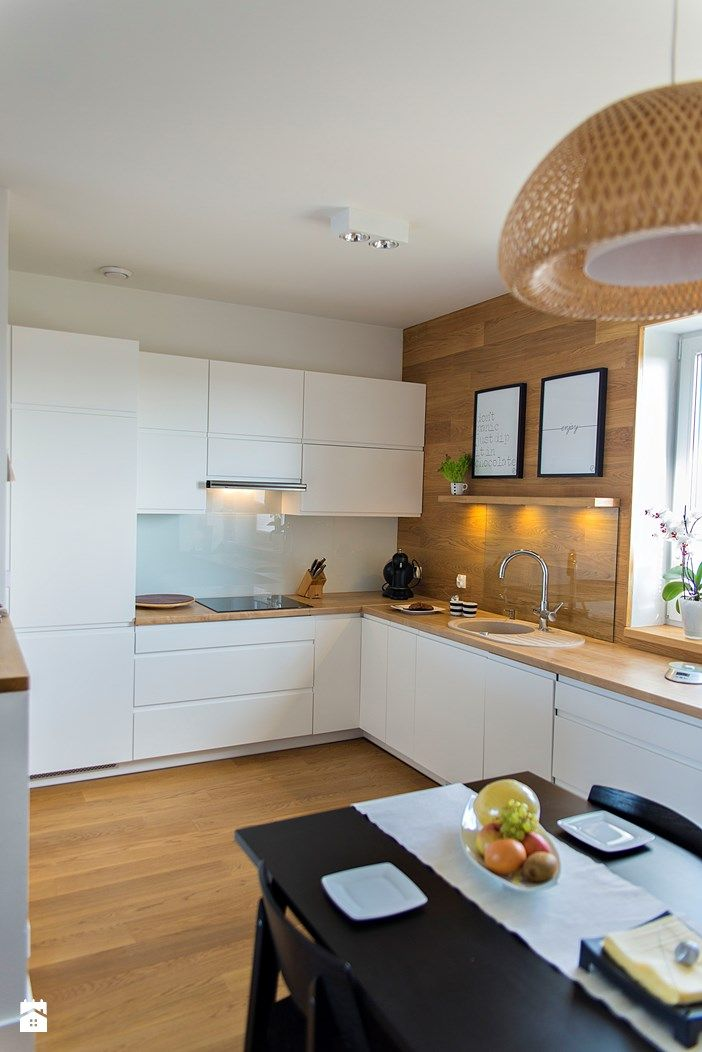 Mieszkanie Wiczlino - Konkurs - zdjęcie od STUDIOLOKO - Kuchnia - Styl…