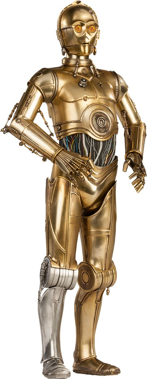 C-3PO Sixth Scale Figure by Sideshow Collectibles