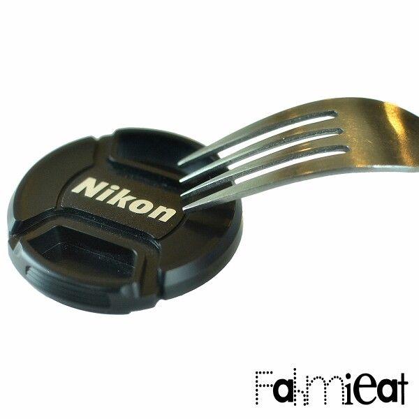 Nikon fork