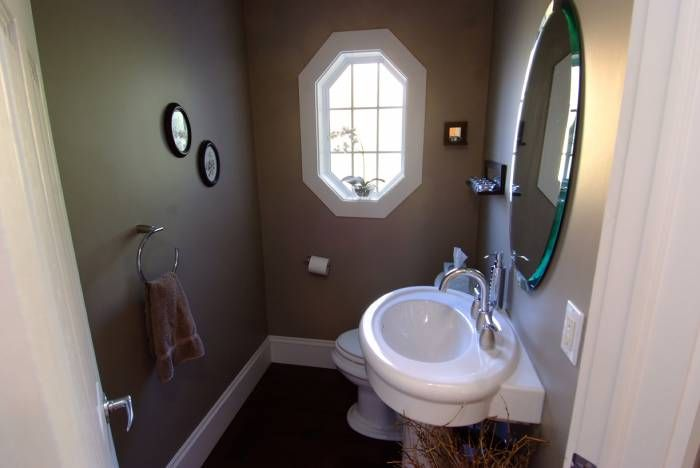Homes for sale in Carp - 2pc Bathroom -Gracious pedestal sink and quality fixtures and finishes.   MLS#887857