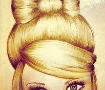 Sensational 14 Best Hair Draw Images On Pinterest Draw Drawing Ideas And Short Hairstyles Gunalazisus